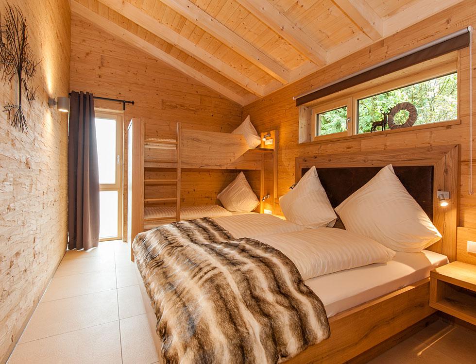 Schlafzimmer   Chalets Im Bayerischen Wald